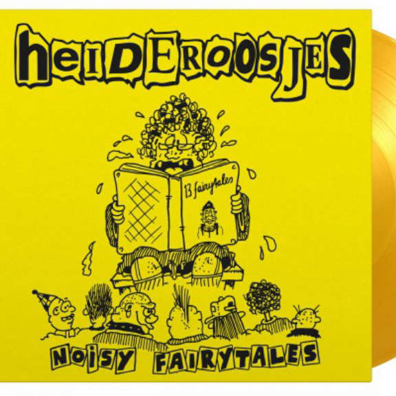 Heideroosjes Noisy Fairytales (coloured) LP 2021