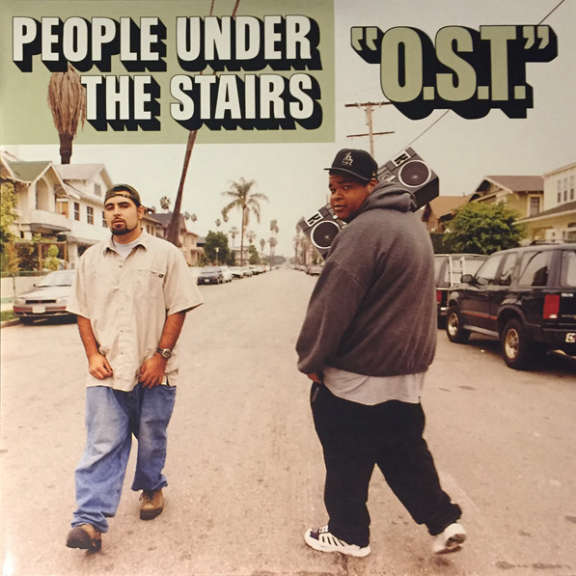 People Under the Stairs O.S.T. LP 2020