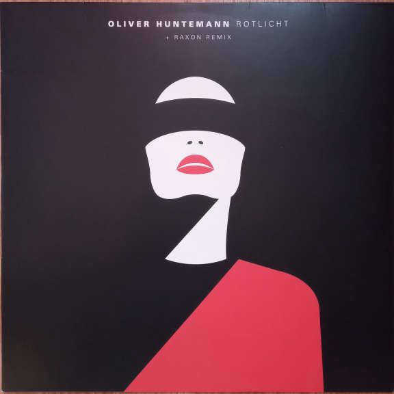 Oliver Huntemann Rotlicht & Poltergeist LP 0