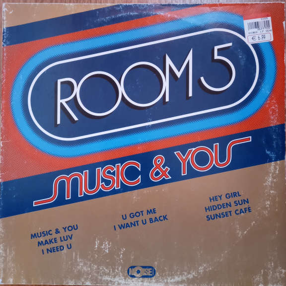 Room 5 Music & You LP 0