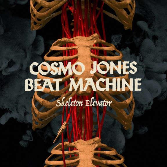 Cosmo Jones Beat Machine Skeleton Elevator LP 2021