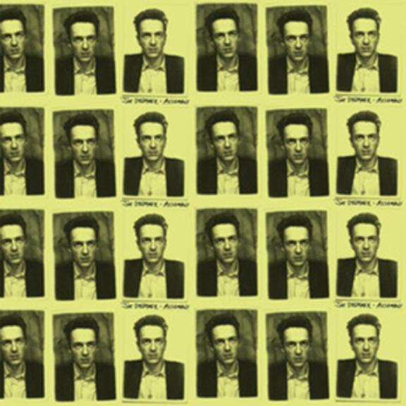 Joe Strummer Assembly (coloured) LP 2021
