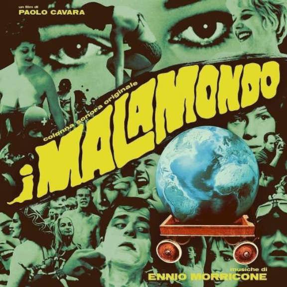 Ennio Morricone Soundtrack : I Malamondo LP 2021