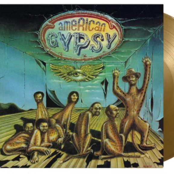 American Gypsy Angel Eyes (coloured) LP 2021
