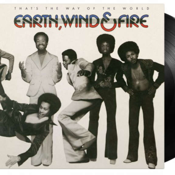Earth, Wind & Fire That's the Way of the World LP 2021