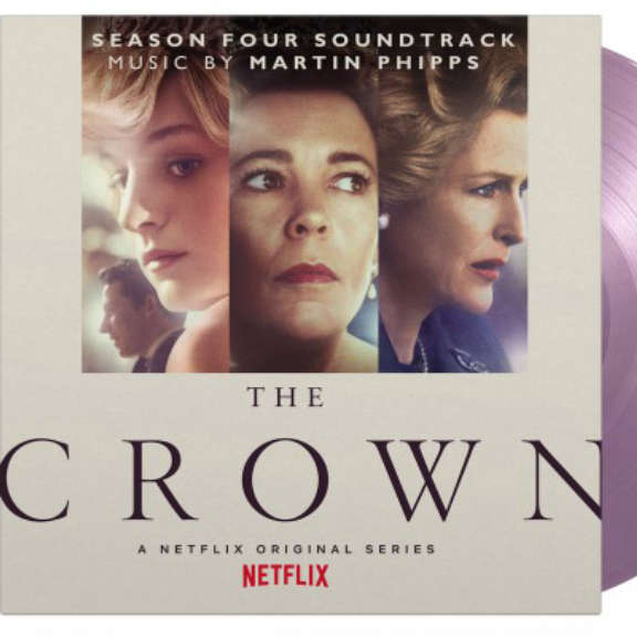 Martin Phipps (various artists) Soundtrack : Crown Season 4 LP 2021