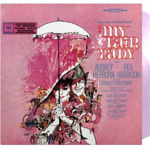 Audrey Hepburn & Rex Harrison Soundtrack : My Fair Lady (coloured) LP 2021