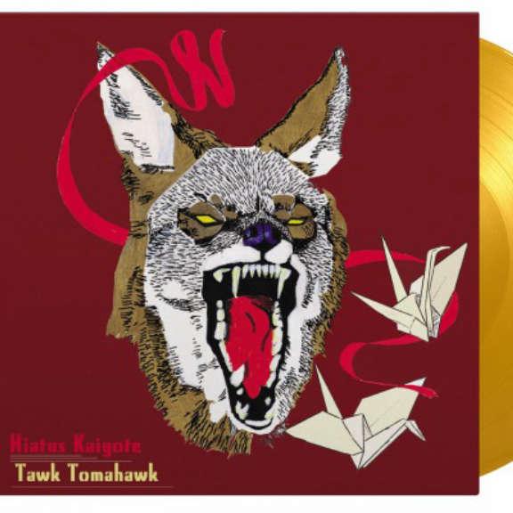 Hiatus Kaiyote Tawk Tomahawk (coloured) LP 2021