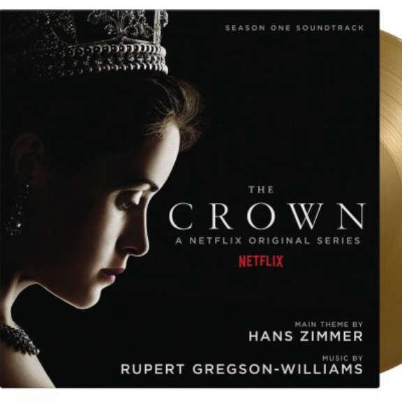Hans Zimmer & Rupert Gregson-Williams Soundtrack : Crown Season 1 (coloured) LP 2021