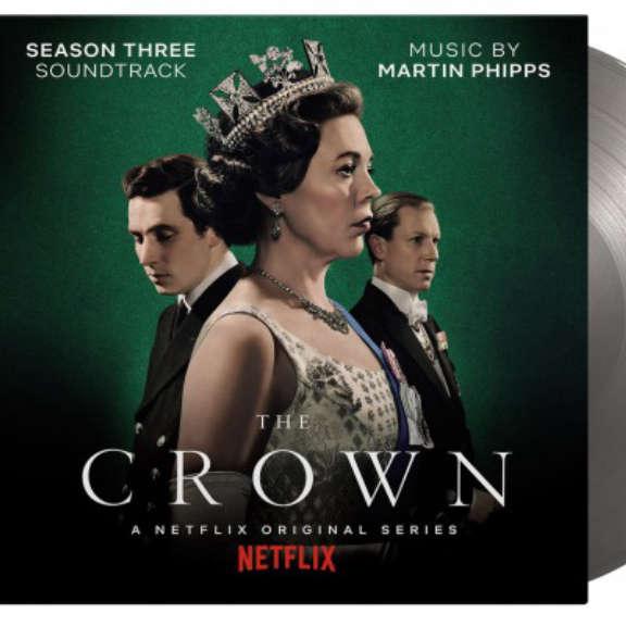 Martin Phipps Soundtrack : Crown Season 3 (coloured) LP 2021
