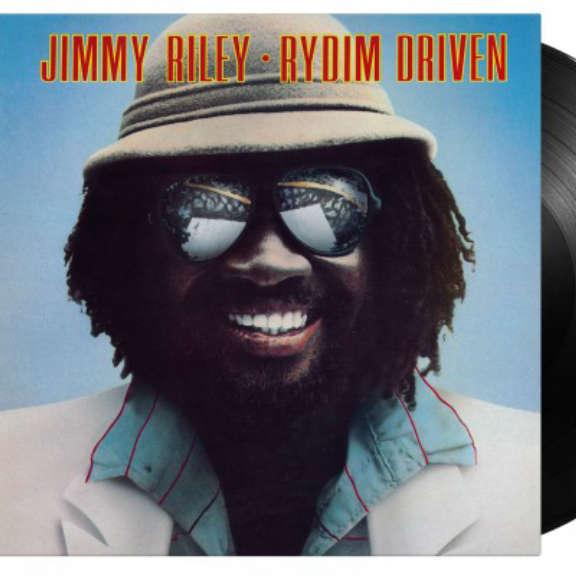 Jimmy Riley Rydim Driven (40th Anniversary) LP 2021