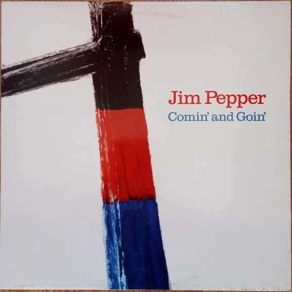 Jim Pepper Comin' And Goin' LP 0