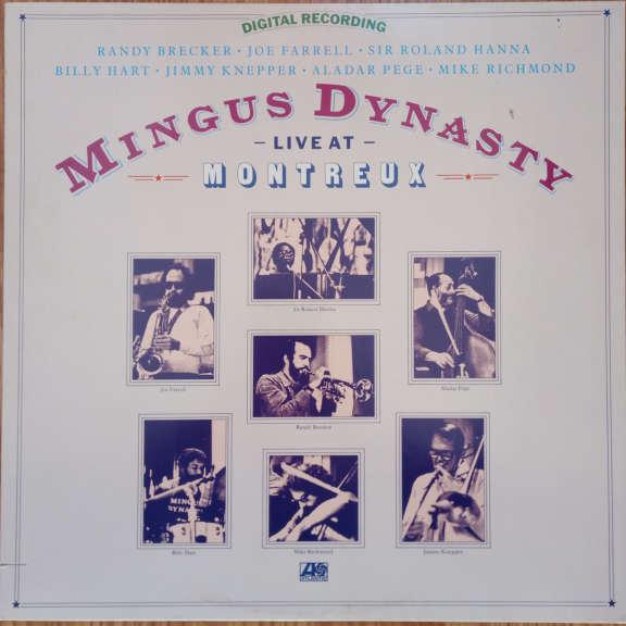 Mingus Dynasty Live At Montreux LP 0