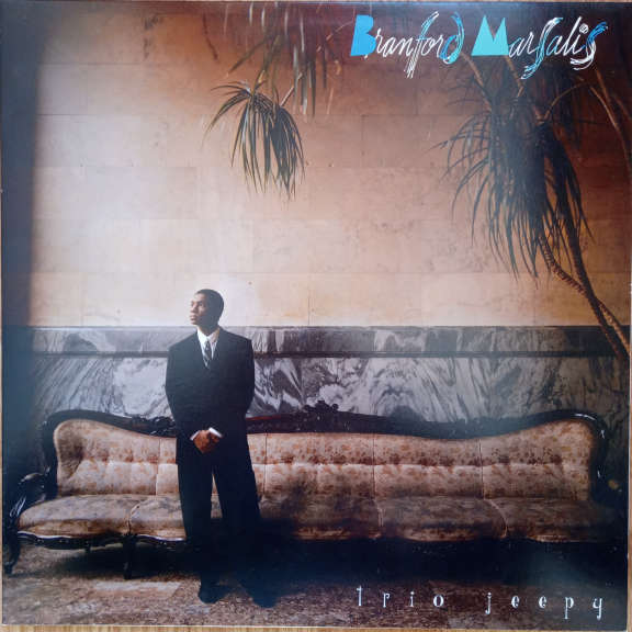 Branford Marsalis Trio Jeepy LP 0
