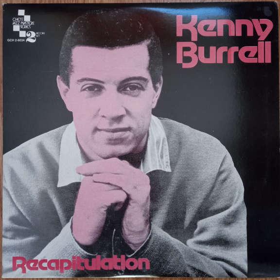 Kenny Burrell Recapitulation LP 0