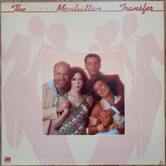 The Manhattan Transfer Coming Out LP 0