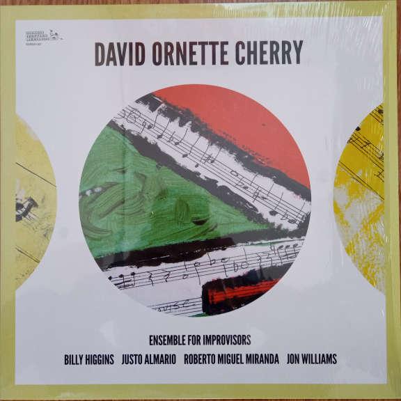 David Ornette Cherry Ensemble For Improvisors LP 0