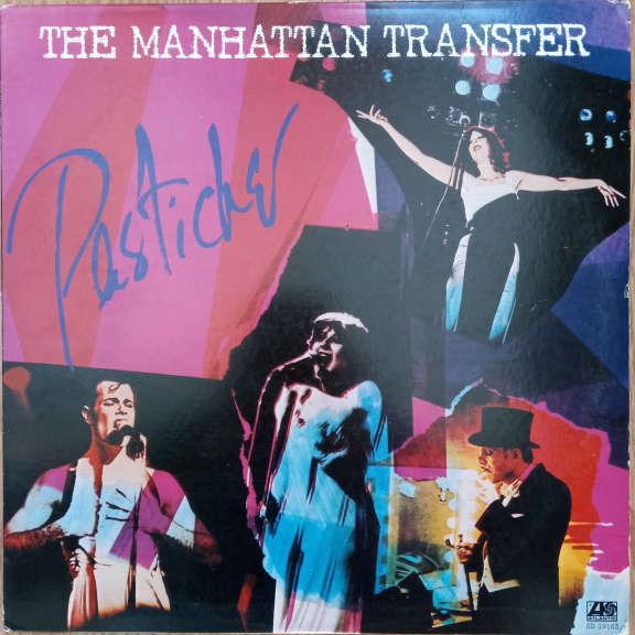 The Manhattan Transfer Pastiche LP 0