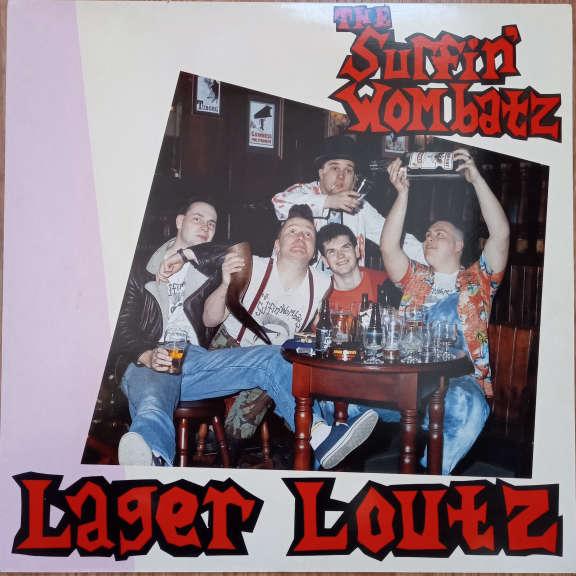 The Surfin' Wombatz Lager Loutz LP 0