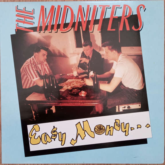 Midniters Easy Money LP 0