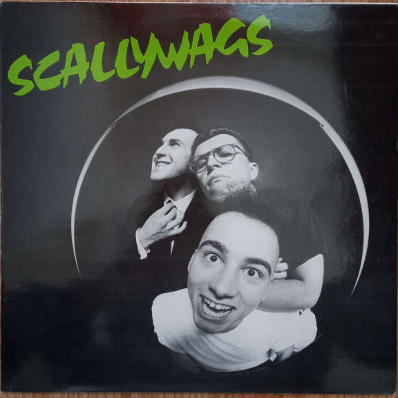 Scallywags Speed On 45 LP 0