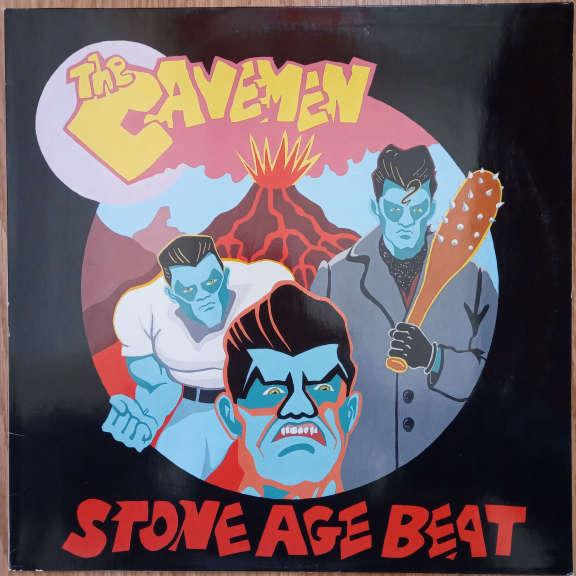 The Cavemen Stone Age Beat LP 0