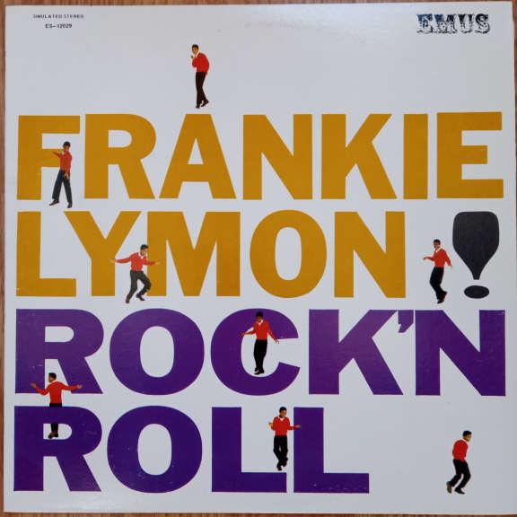 Frankie Lymon Rock 'N Roll LP 0