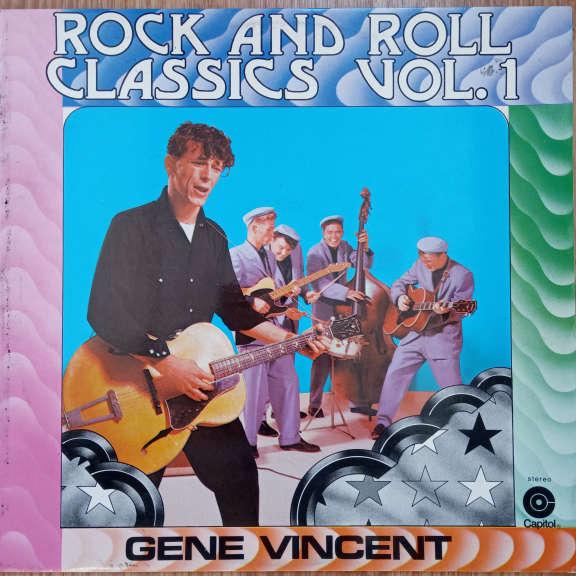 Gene Vincent Rock And Roll Classics Vol.1 LP 0