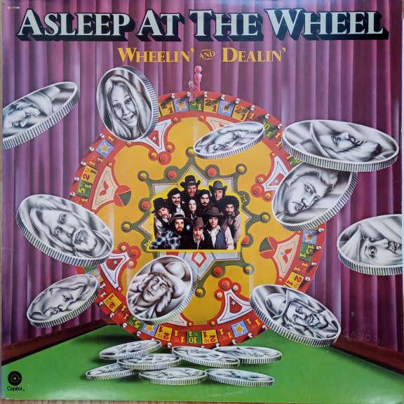 Asleep At The Wheel Wheelin' And Dealin' LP 0