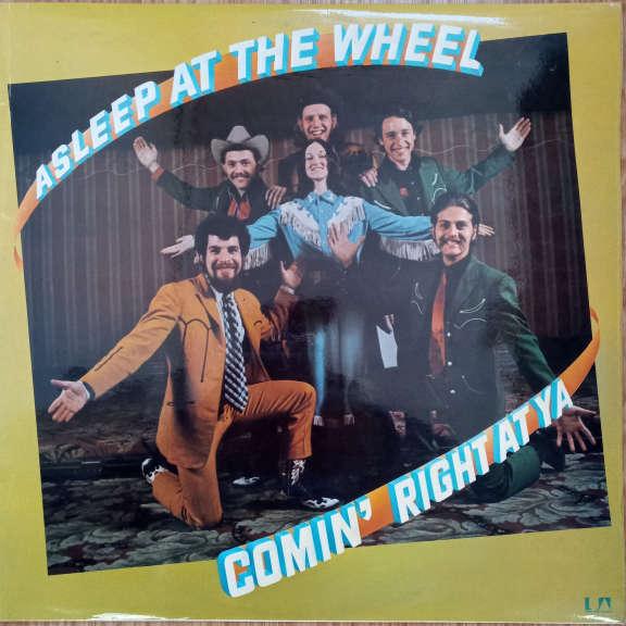 Asleep At The Wheel Comin' Right At Ya LP 0