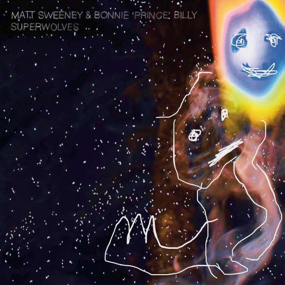 Bonnie 'Prince' Billy & Matt Sweeney Superwolves (black) LP 2021