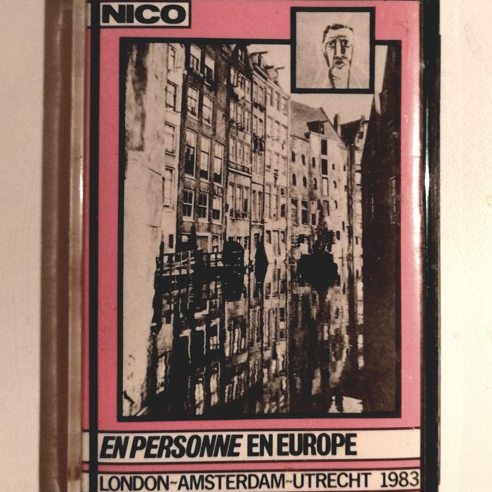 Nico Kasetti! Julkaisija 1/2 Records and Cassettes.  LP undefined