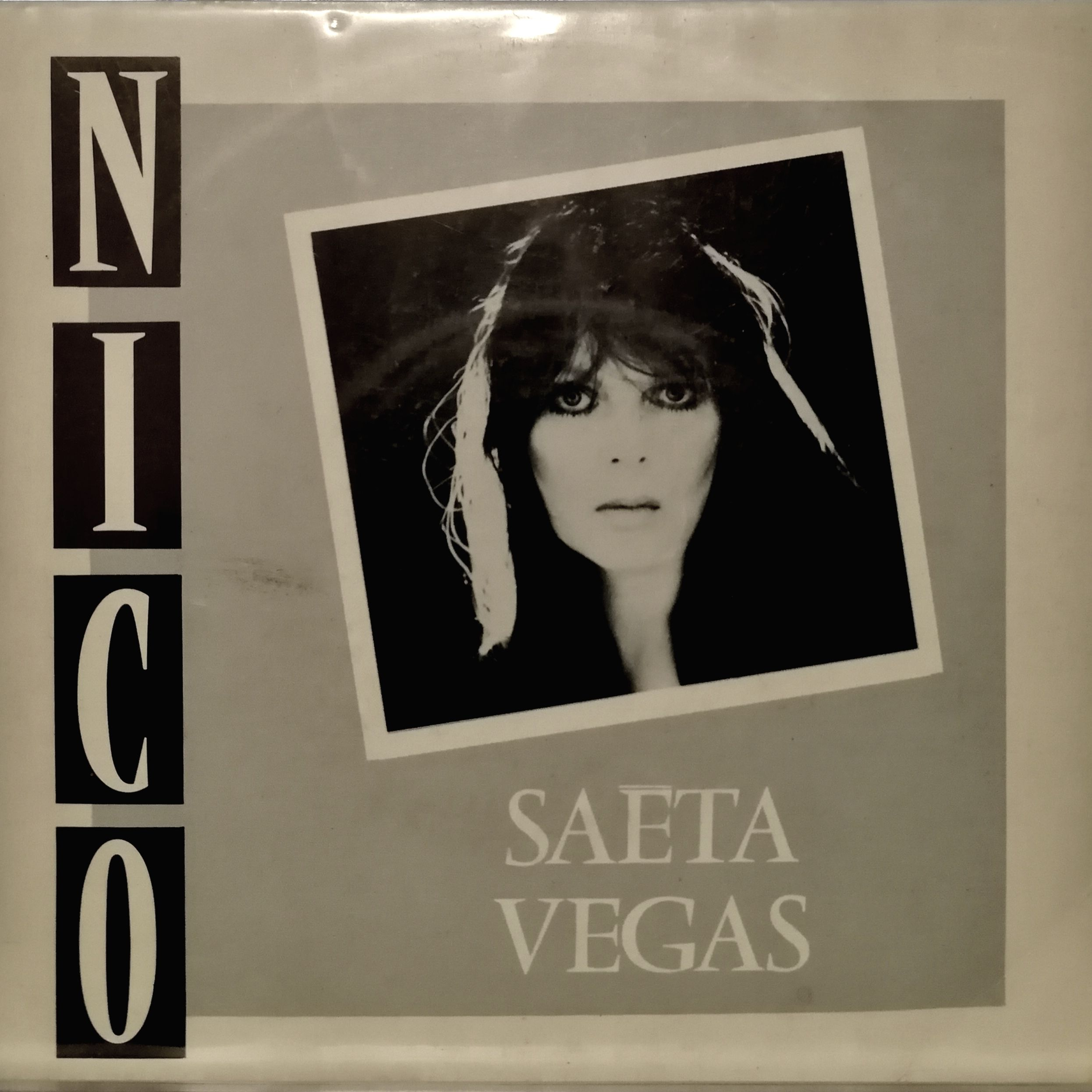 Nico Saeta / Vegas LP undefined