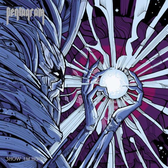 Pentagram Show 'em How (coloured) LP 2021