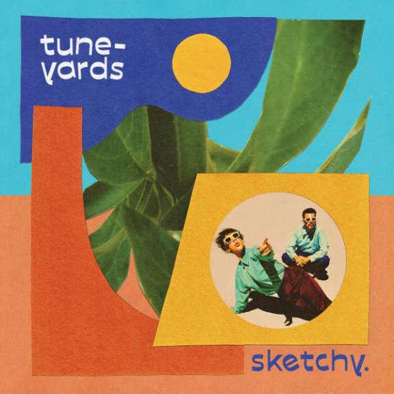 Tune-Yards Sketchy (black) LP 2021