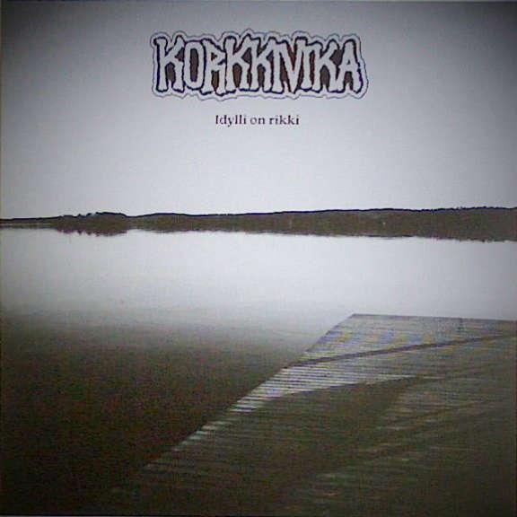 Korkkivika Idylli On Rikki LP 0