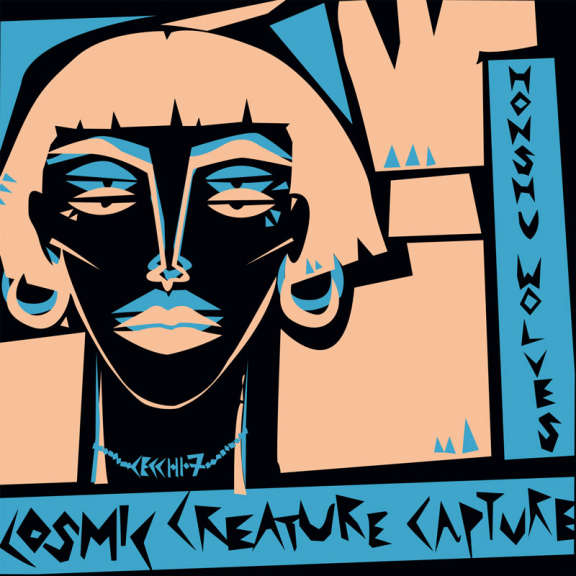 Honshu Wolves Cosmic Creature Capture LP 2021