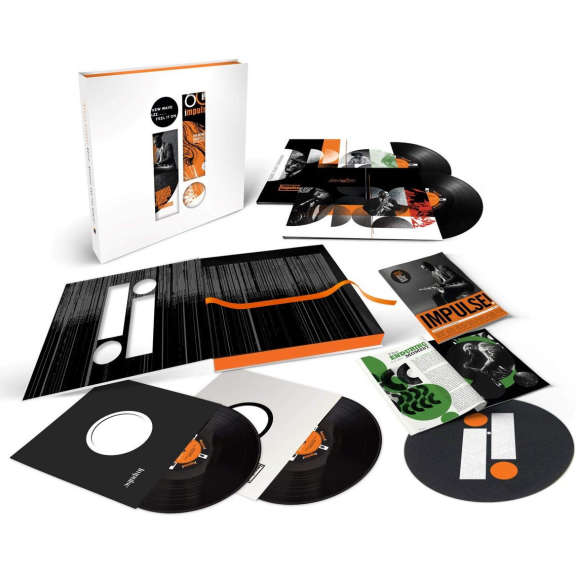 Various Impulse Records: Music, Message and the Moment (box set) (coloured) LP 2021