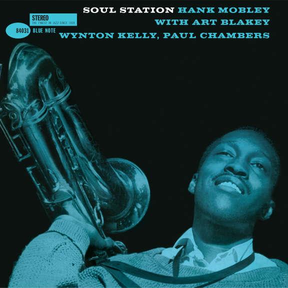 Hank Mobley Soul Station LP 2021