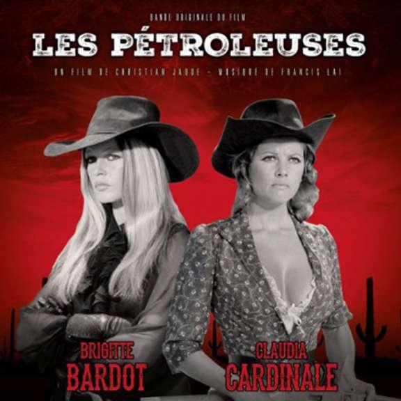 Lai Francis (various artists) Les Petroleuses (coloured) LP 2021