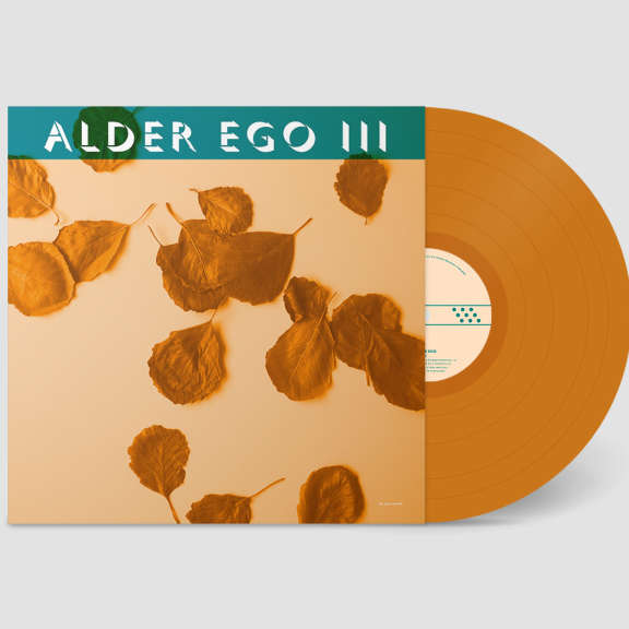 Alder Ego III (coloured) LP 2021