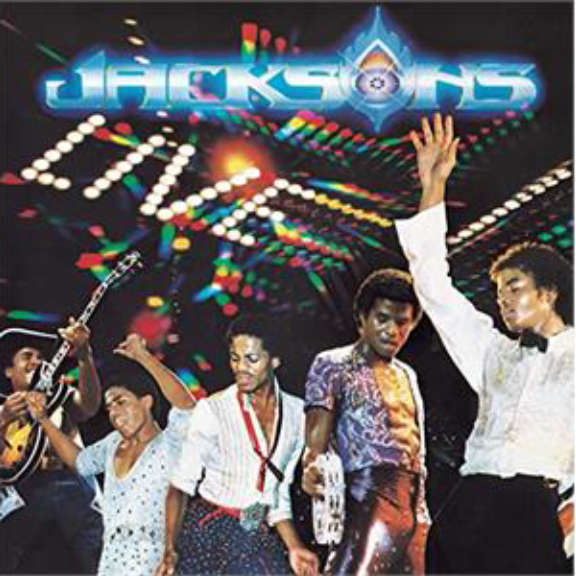 The Jacksons Live LP 2021