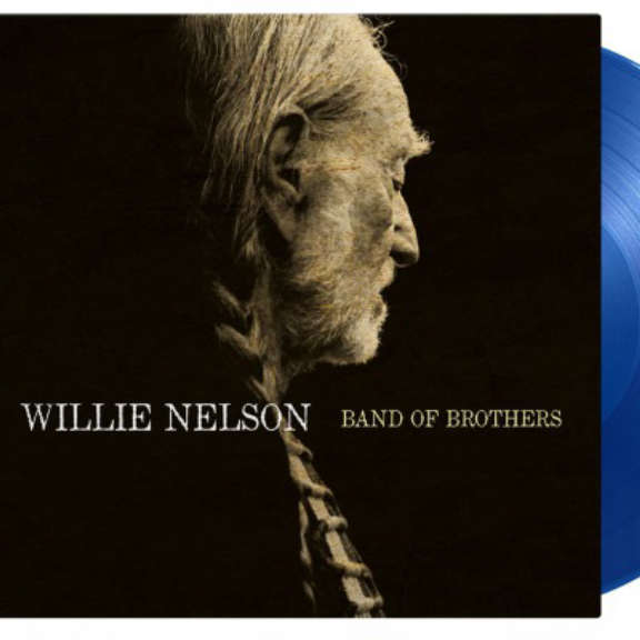 Willie Nelson Band of Brothers (coloured) LP 2021