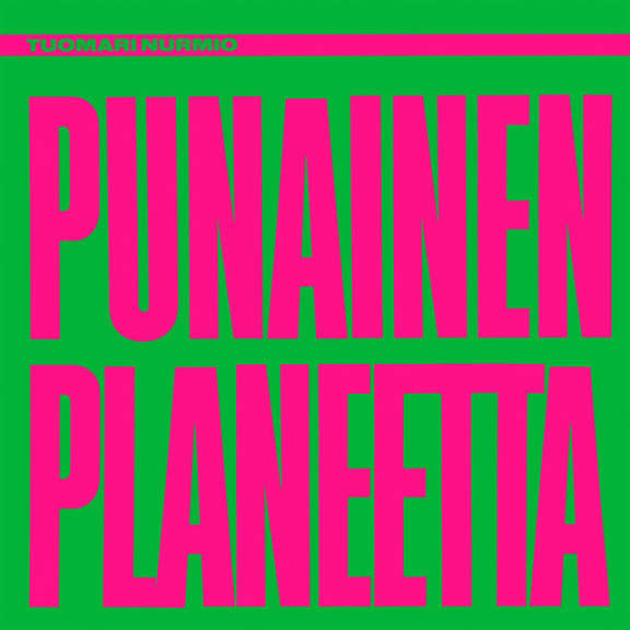 Tuomari Nurmio Punainen planeetta (coloured) LP 2021