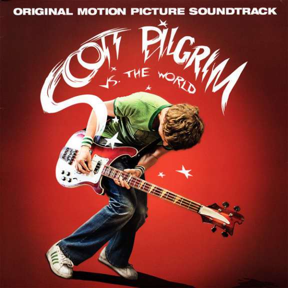 Various Soundtrack : Scott Pilgrim Vs. the World LP 2021