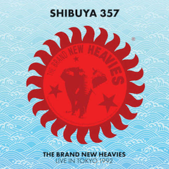 Brand New Heavies Live in tokyo 1993 LP 2021