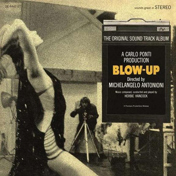 Herbie Hancock Blow-Up (The Original Sound Track Album) LP 0