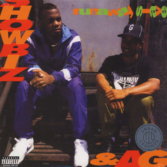 Showbiz & A.G. Showbiz & A.G.  LP 0