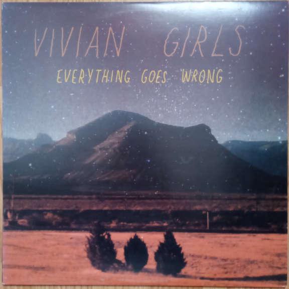Vivian Girls Everything Goes Wrong LP 0