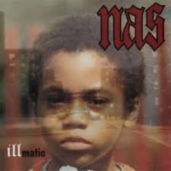 Nas Illmatic LP 2021